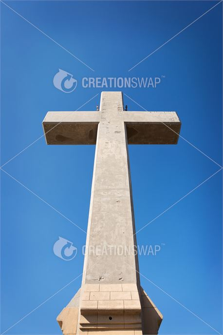Cross on Mount Filerimos (41888)