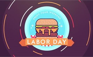 Labor Day Picnic Title