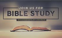 Join Us For Bible Study