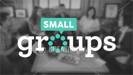 Small Groups Circles Logo (42223)