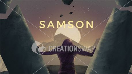 Samson Sermon Series (42253)