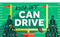 Kick Off Can Drive