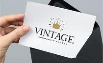 Vintage Church Logo