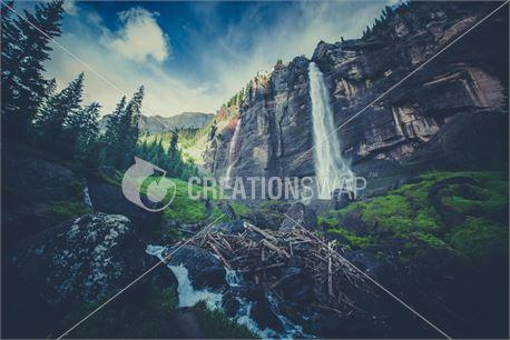 Summer Waterfall (42621)