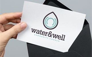 Water & Well Church Logo