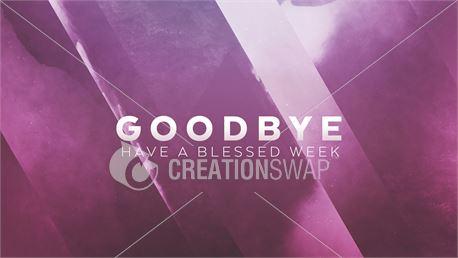 Pastor Appreciation Goodbye (43205)