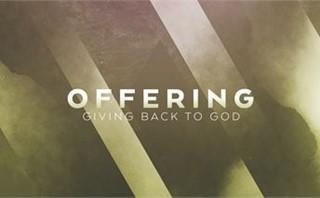 Pastor Appreciation Offering