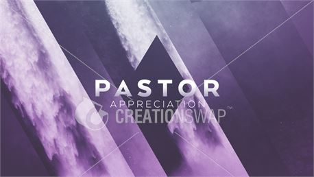 Pastor Appreciation Title (43207)