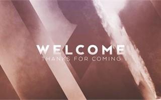 Pastor Appreciation Welcome