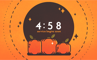 Autumn Harvest Countdown