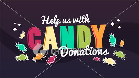 Candy Donations (43543)