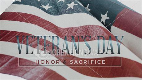 Veteran's Day (43662)