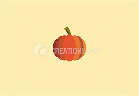 Orange Pumpkin (43906)
