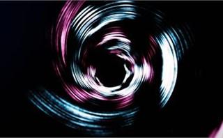 Vortex Motion Background