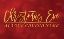 Christmas Eve at Your Church