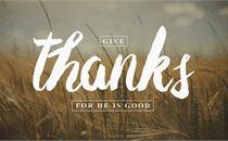 Thanksgiving Slides