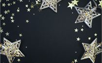Stars on Table, Top View