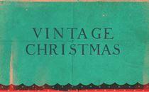 Vintage Christmas Slides