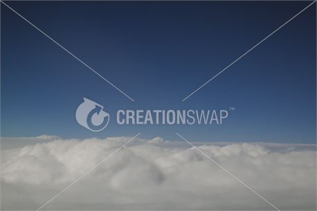 Blue Sky and Clouds (45065)