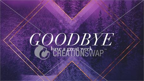Winter Gradient Goodbye (45117)