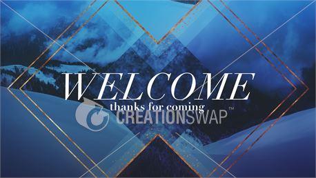 Winter Gradient Welcome (45119)