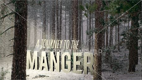 A Journey To The Manger (45120)