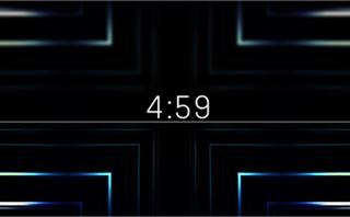 5 Minute Cross Countdown
