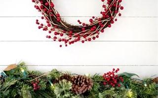 Whitewashed Christmas