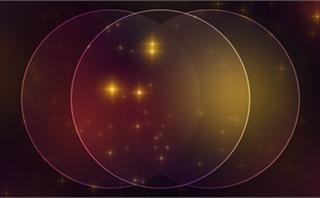Circles over Stars
