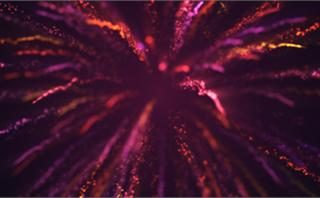 New Year Fireworks Loop 3