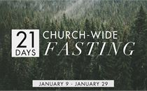 Church-wide Fasting PSD
