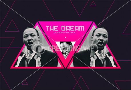 Martin Luther King The Dream (46414)