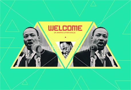 Martin Luther King Welcome (46418)