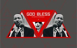 Martin Luther King God Bless