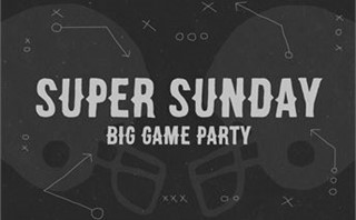 Super Bowl Super Sunday