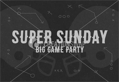 Super Bowl Super Sunday (46465)