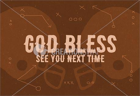 Super Bowl God Bless (46486)