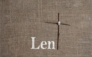 Lent with Cross T