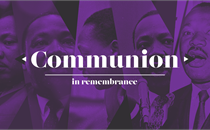 MLK Panes Communion