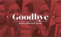 MLK Panes Goodbye