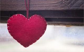 Felt Heart