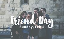 Friend Day editable PSD