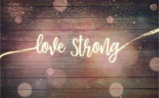 Love Strong Series Title