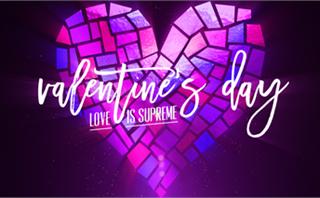 Valentines Window Title