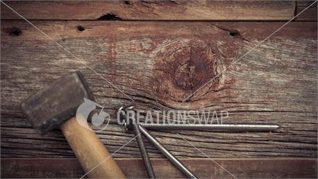 Nails and Hammer (47613)