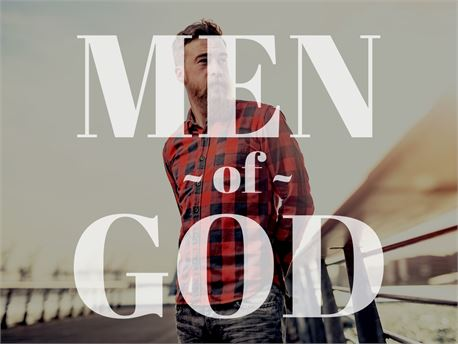 Men of God Sermon Series (47669)