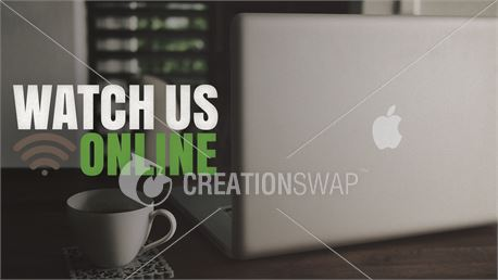 Watch Us Online Graphic Pack (47916)