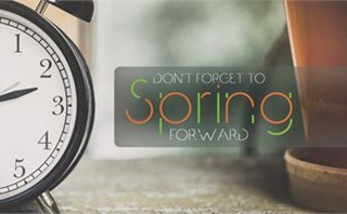 Spring Forward Graphic Pack