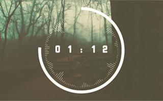 Foggy Morning Countdown