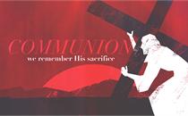 Good Friday Cross Communion
